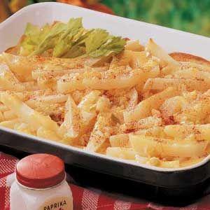 Creamy Potato SticksTasteofhome Easterdinn