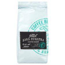 Tesco Finest Java Sumatra Coffee Beans 227g