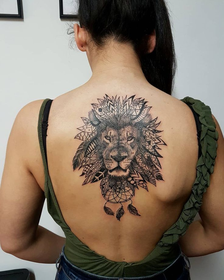 50 Eye Catching Lion Tattoos That Ll Make You Want To Get Inked