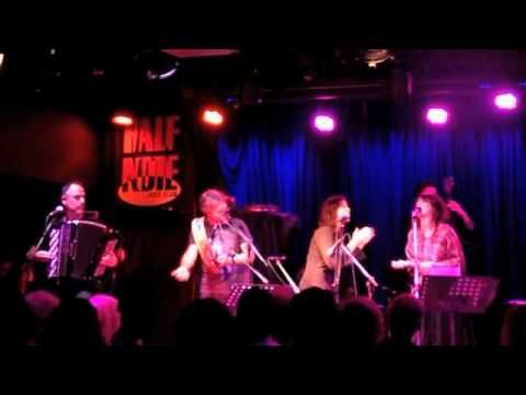 America - encardia & enza magnolo @ half note jazz club