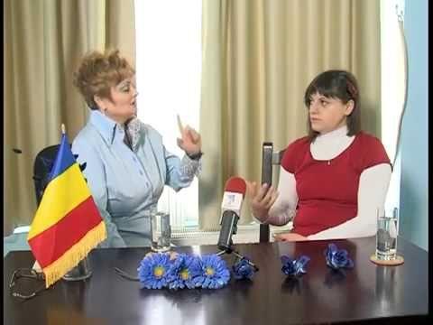 Niculina Gheorghita la Viata in armonie, TV Neamt, 30 martie 2013