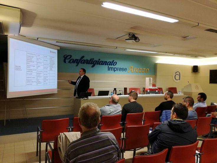 18-19/10/2016. Corso sulla posa in opera del serramento promosso da Confartigianato Meccanica Legno e Arredo