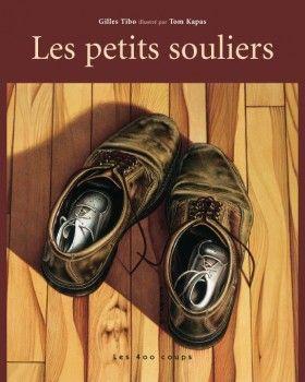 Les petits souliers de Gilles Tibo ~ Éditions Les 400 coups