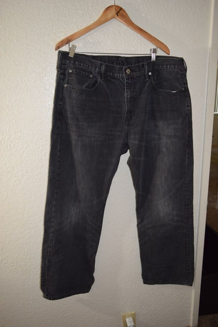 LEVI'S 569 - Loose Straight Jeans - 38x30
