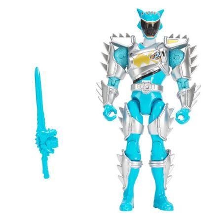 Power Rangers Dino Supercharge - All Dino Super Drive 5 Inch Figure Images - 10 Rangers - Tokunation