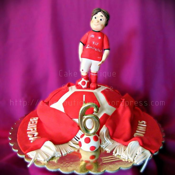 Bolo do Benfica  #Benfica #slb #btv #football
