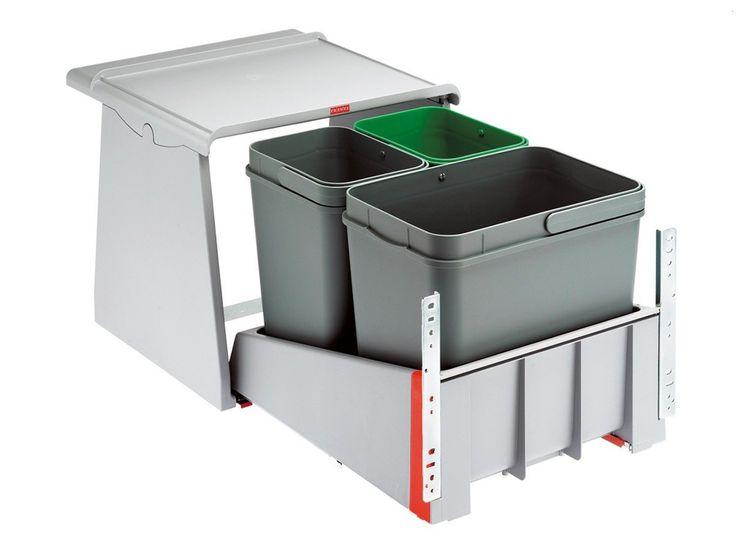 17 mejores im genes sobre cocina basura en pinterest - Cubos de basura extraibles ...