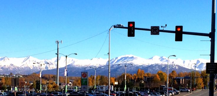 Anchorage, AK in AK #NatGeoWanderListContest