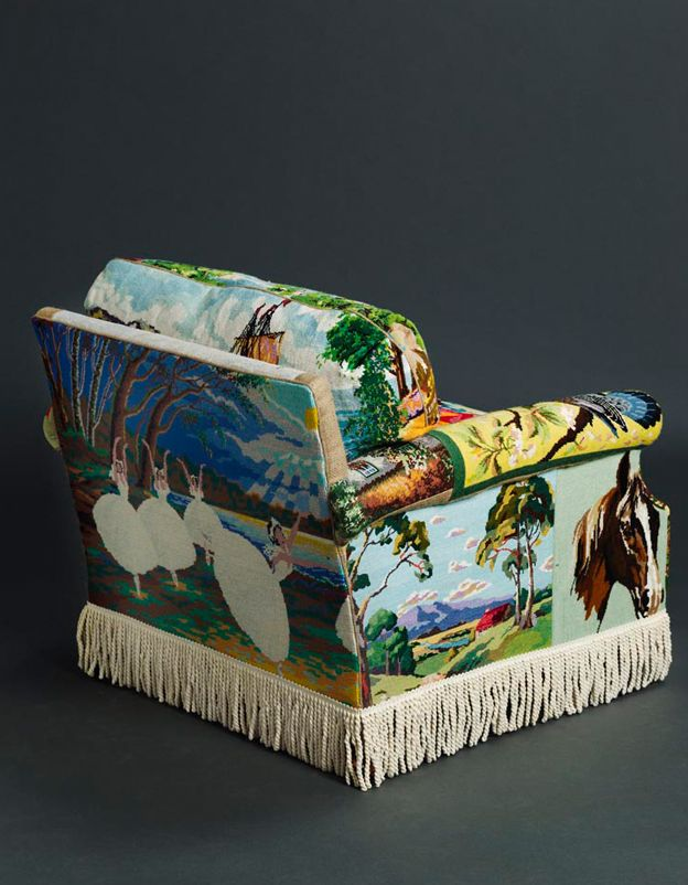 Tapestry Furniture by Suzie Stanford 5