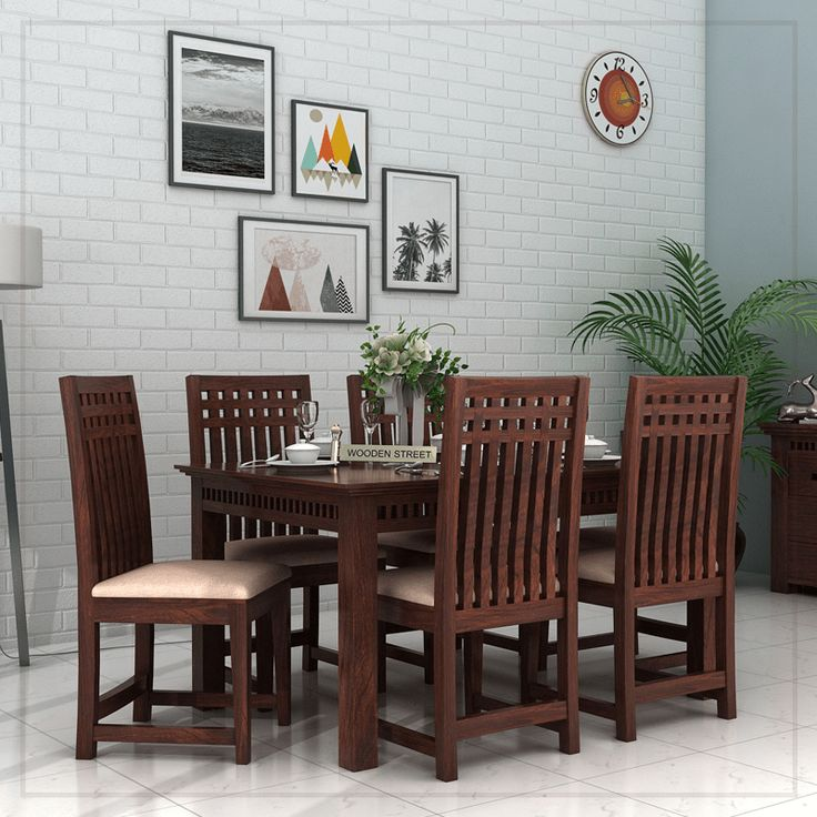 104 Best Dining Table Set Images On Pinterest  Diner Table Adorable Comfortable Dining Room Sets Design Ideas