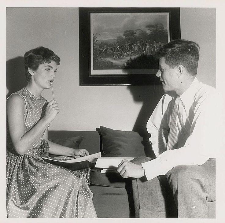 1954, in Georgetown.