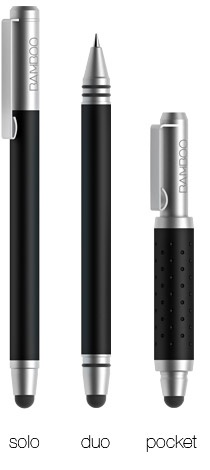 Bamboo Stylus for iPad