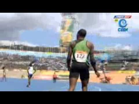 Javon Francis 45.00 BREAKS Usain Bolt's RECORD Class 1, 400m Champs2014 [Video] - http://www.yardhype.com/javon-francis-45-00-breaks-usain-bolts-record-class-1-400m-champs2014-video/