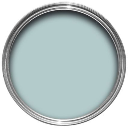 Dulux Mint Macaroon Matt Emulsion Paint 2.5L: Image 1 - master bedroom with coco duck egg