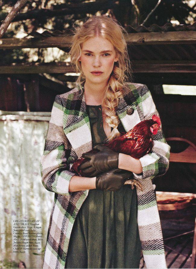 Dustjacket Attic Field Trip Millicent Lambert By Craig Owen For Fashion Nz
