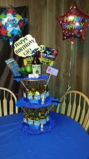 Corona Beer Beer Cakes And Corona On Pinterest