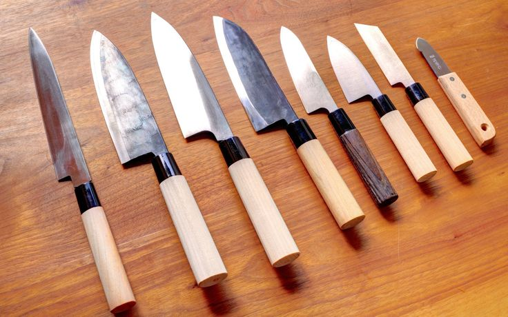 Best Place To Buy Kitchen Knives In Tokyo