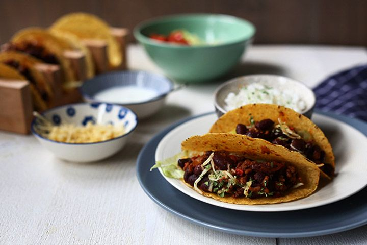 Classic organic beef tacos #meat #food #healthy #recipe #cook #poultry #chicken