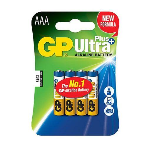 GP ULTRA PLUS ALKALİN İNCE KALEM PİL(GP24AUP-2UE4) - 8.47 TL + KDV Ücretsiz Kargo Ve 6 Taksit Avantajı İle
