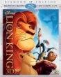 The Lion King  (Blu-ray/DVD Combo)