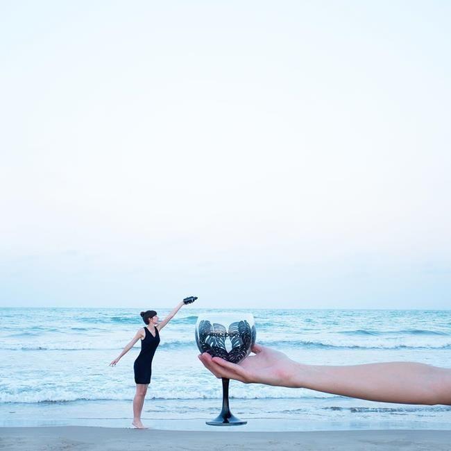Çektiği Sinematik Fotoğraflarla Yaratıcı Komposizyonlar Oluşturan Sanatçı: Daniel Rueda Sanatlı Bi Blog 29