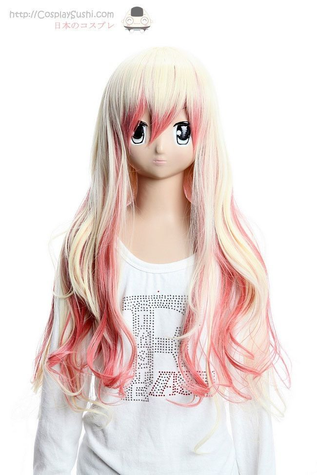 Get our Sheryl Nome - Macross F Cosplay Wig! SHOP NOW ► http://bit.ly/1PH7bpT Follow Cosplay Sushi for more cosplay ideas! #cosplaysushi #cosplay #anime #otaku #cool #cosplayer #cute #kawaii #wig #hair #hairstyle #style #SherylNome #MacrossF
