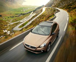 #Volvo V40 Cross Country