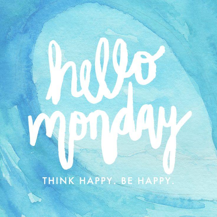 Best 25+ Happy Monday Ideas On Pinterest