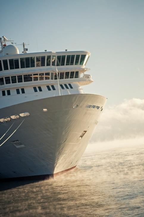 Bateau de croisière Le Balmoral à Trois-Rivières. Crédit photo: Étienne Boisvert #bateau #croisieres #cruise #ship