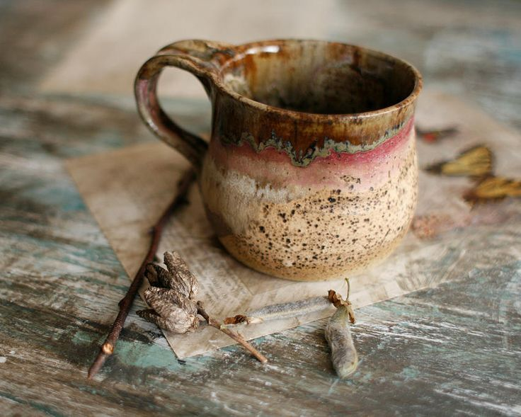 not normally into browns, but like this glaze combination. Ericka O'Rourke Ceramic Art