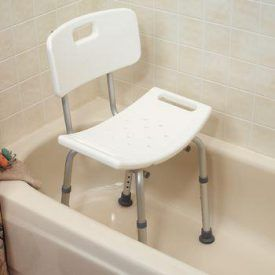 Bath chairs for the disabled and elderly-10 things to consider steps you through choosing the right shower chair, bench or stool for the disabled.