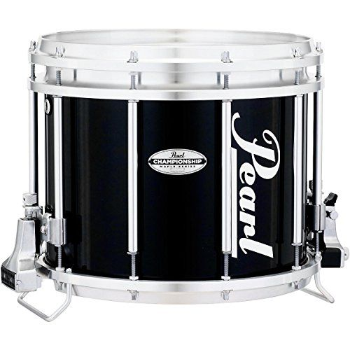 Pearl Championship Maple FFX Marching Snare Drum 13 x 11 in. Midnight Black *** Read more  at the image link.