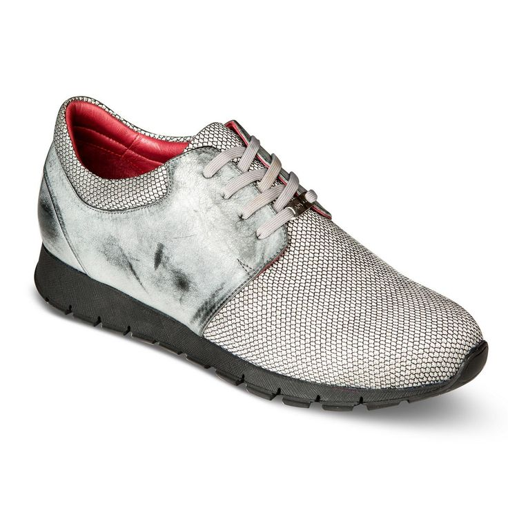 Grey-white sneakers for men from Armos