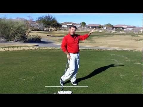 #Golf Instruction - How To Get That Slow Easy Swing