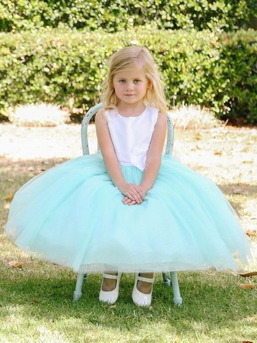Tulle Flower Girl Dresses