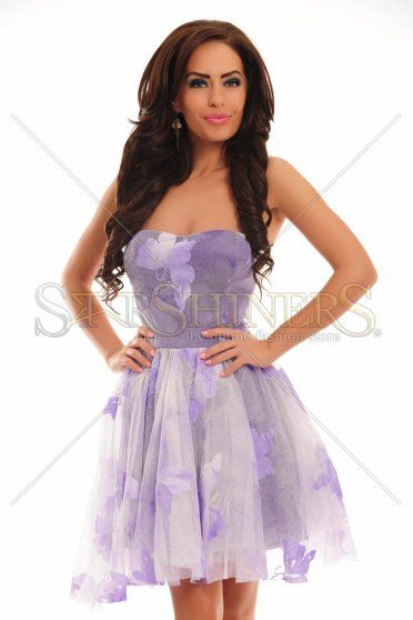 Rochie Moving Light Purple