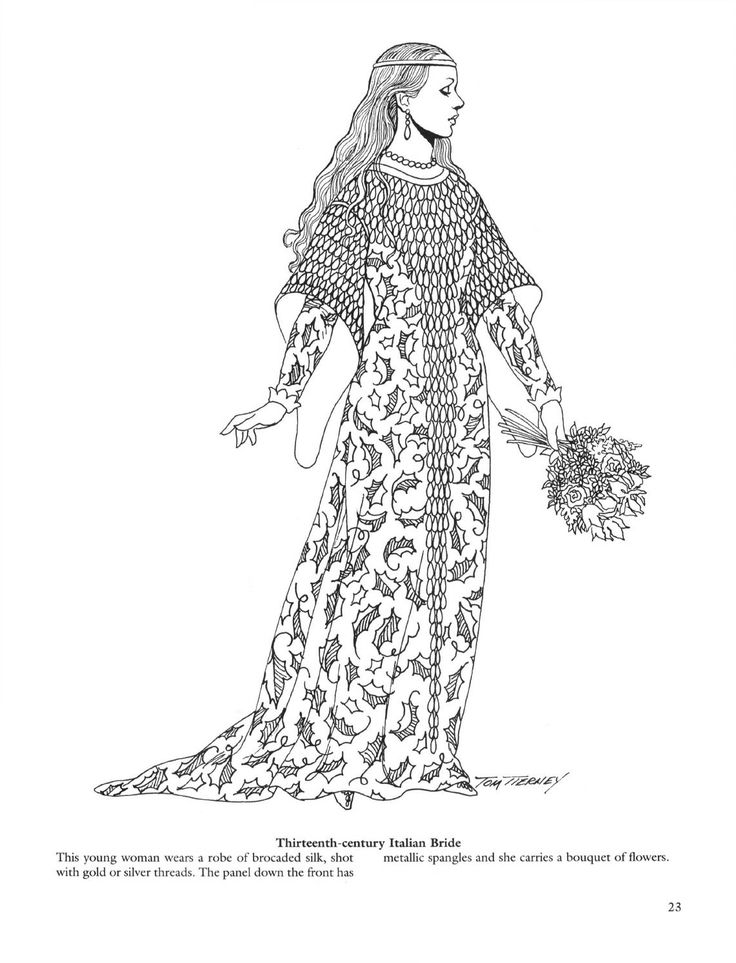 seventies fashion coloring pages - photo#23