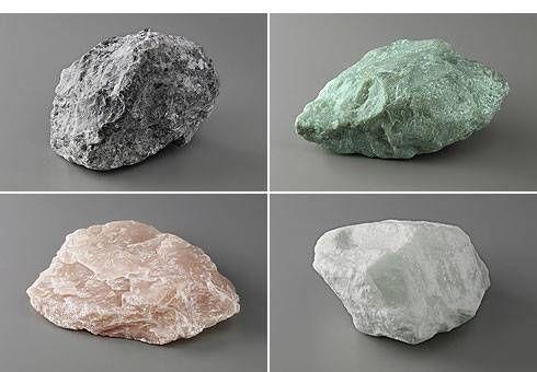 How to Indentify Rough Gem Stones