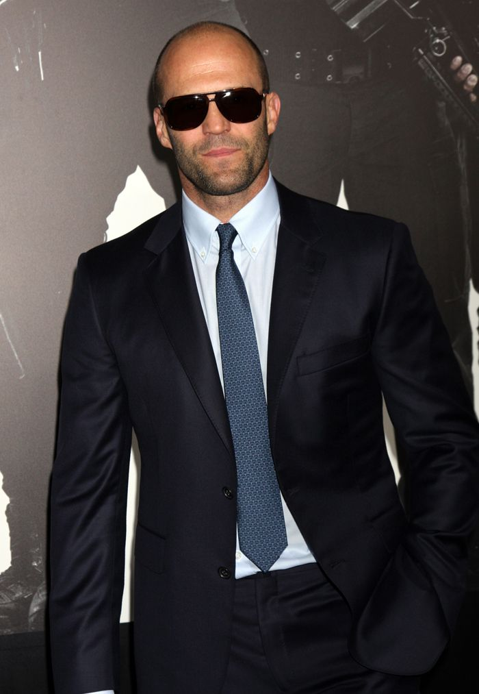 Jason Statham OMG he looks good!