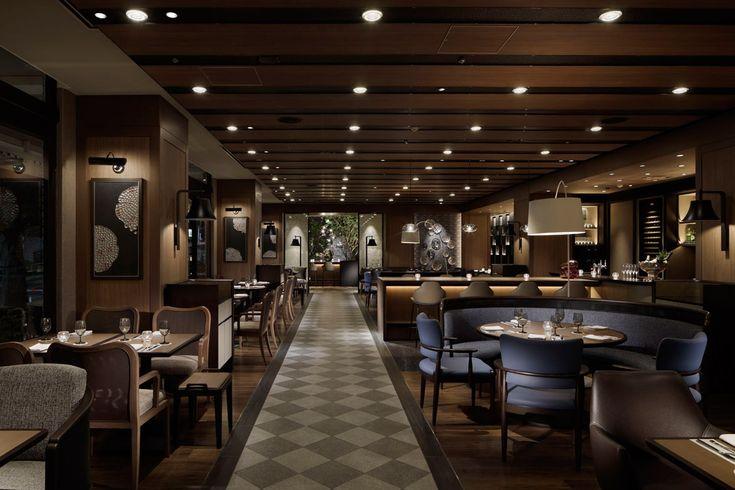 "Grand Prince Hotel New Takanawa ""SLOPE SIDE DINER ZAKURO"" [9]"
