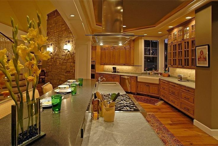 23 Brown Kitchen Designs - Page 2 of 5 - Home Epiphany