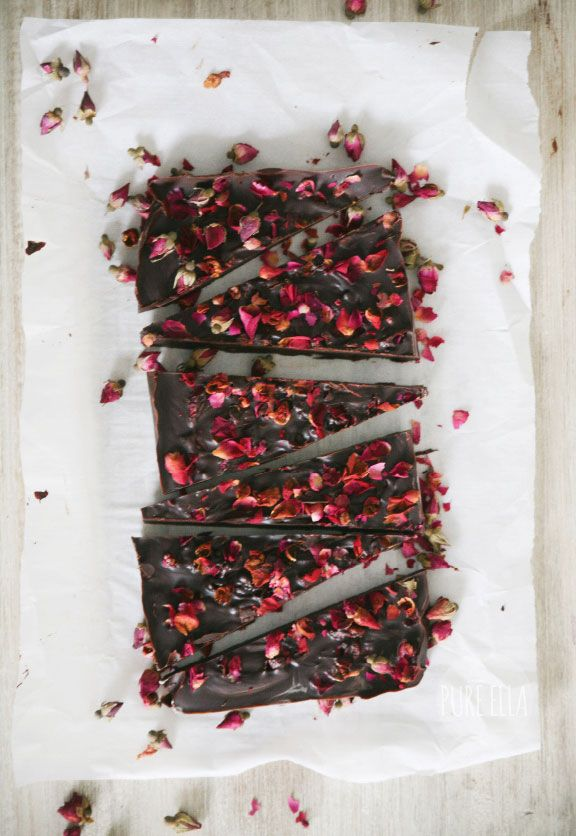 Delicious Meets Healthy   Paleo Chocolate Treats for Valentine's Day   http://www.deliciousmeetshealthy.com