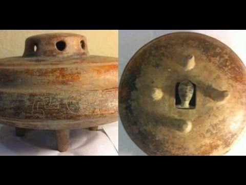 OVNIs: Vídeos Incríveis: OVNIS - Artefatos Alienígenas Achados No Brasil