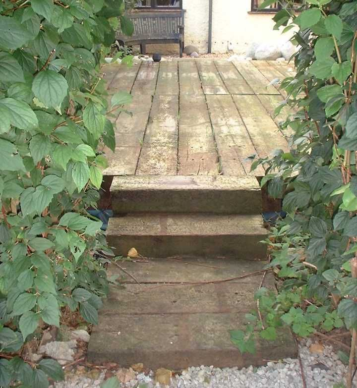 Great ideas with railroad ties
