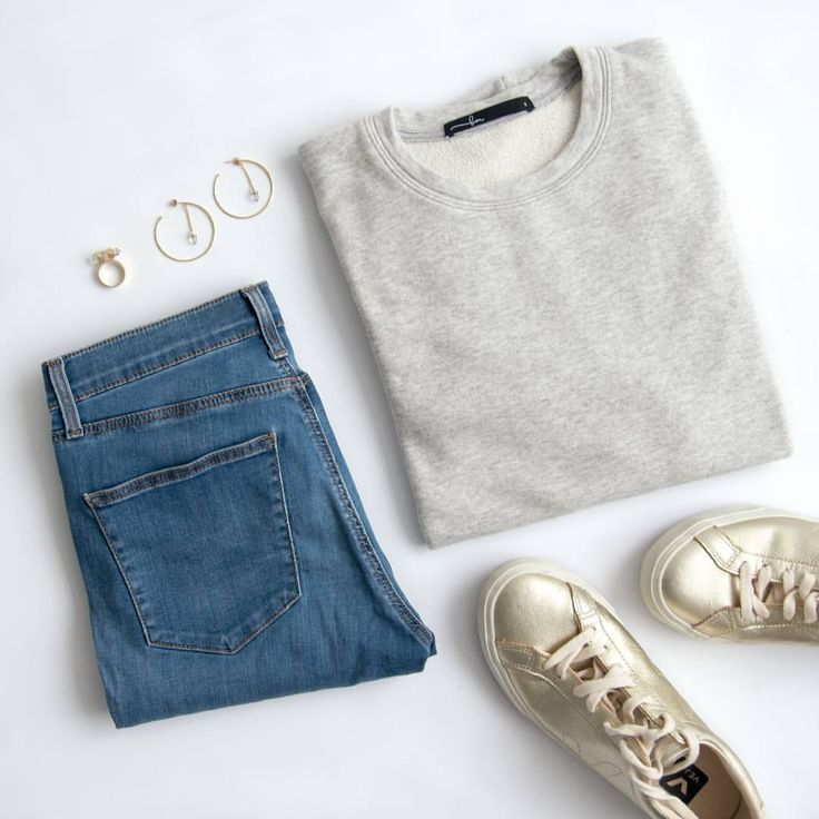 Ahhh comfort. Bon...Weekend essentials for spontaneous road trips up the coast .... with a little sparkle from metallic trainers  and gold earrings