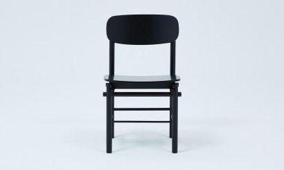 Grid chair - Black