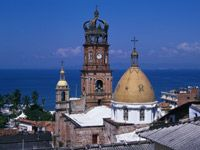 Beautiful Puerto Vallarta ~ Our Lady of Guadelupe Church