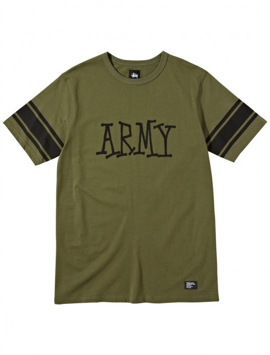 Army Crew Shirt  #stussy #spring13 #shirt