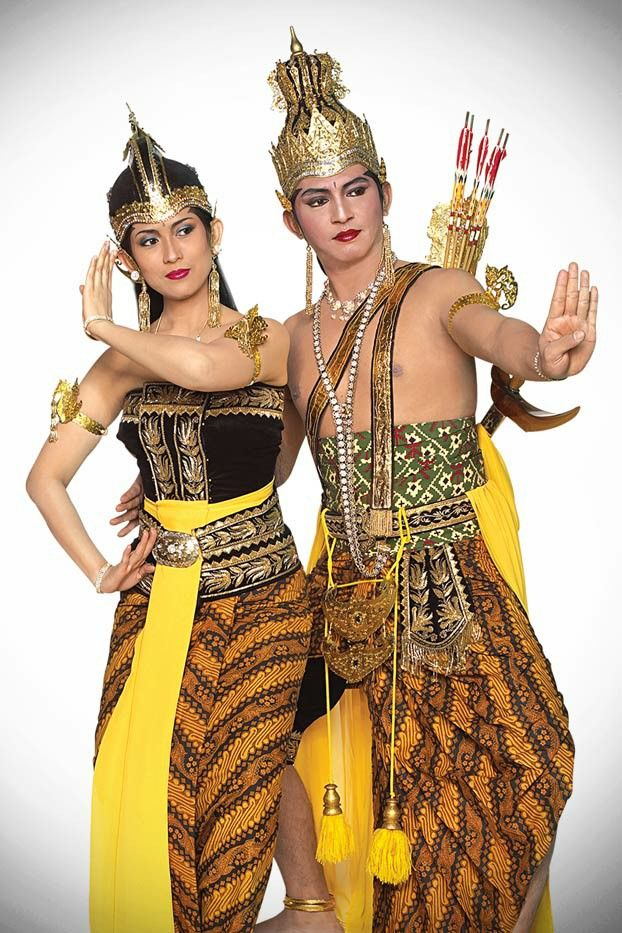 Rama & sinta