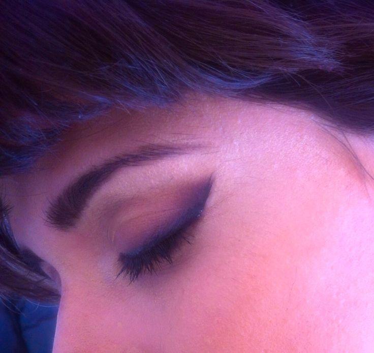 Eyeliner obsessed!